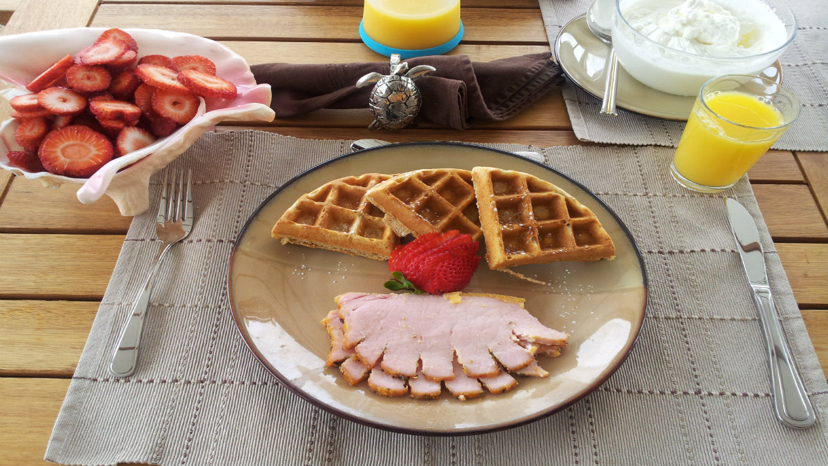 waffles and fruit 1200 x 675