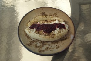 Banana Split Breakfast Recipe
