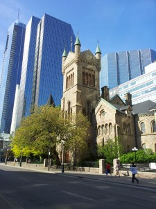 Historic Toronto Church