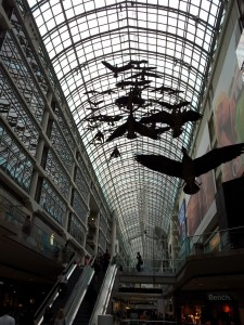 Eaton Centre in Toronto