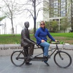Jackon Layton Memorial Bike