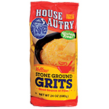 Stone Ground Grits package