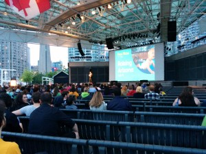 Free Flicks at Harbourfront Centre